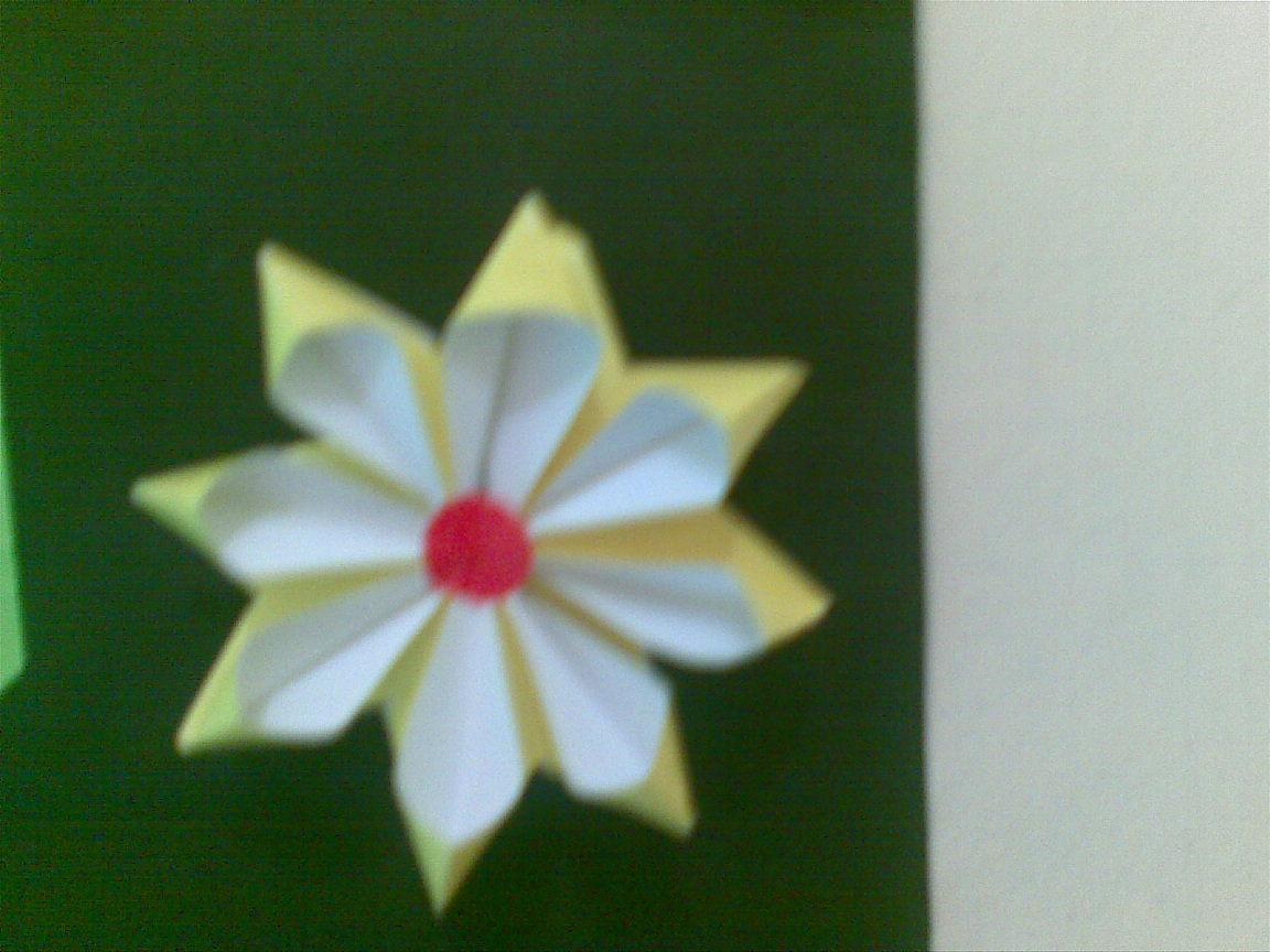Brt Cara Membuat Bentuk Bunga Menggunakan Kertas Origami