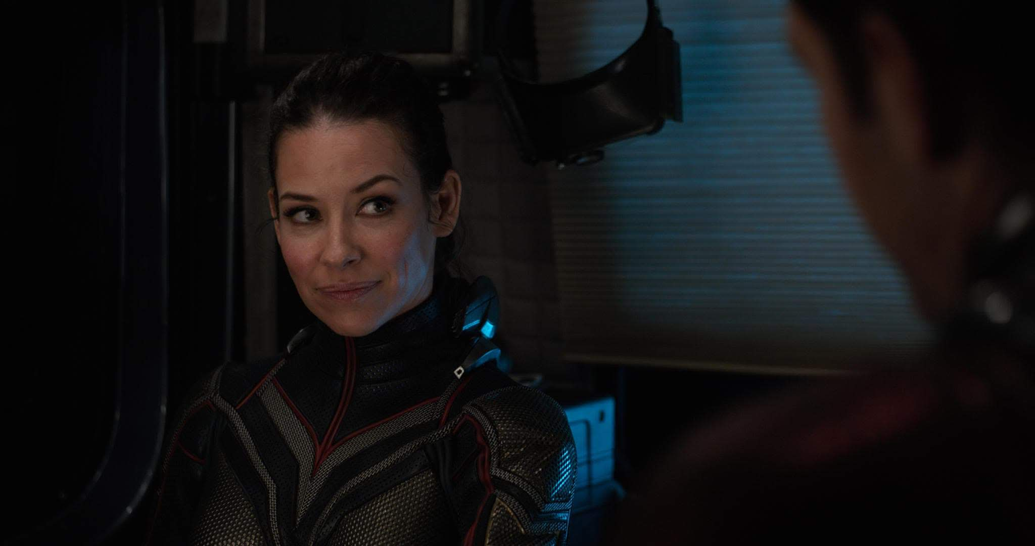 Screenshot of Ant Man and the Wasp of new Trailer