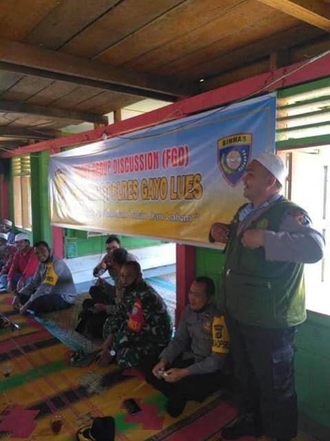 Kisah Bripka Julianto, Ustadz Yang Sukses Jadi Polisi, Dirikan Pesantren dan Punya 500 Lebih Santri