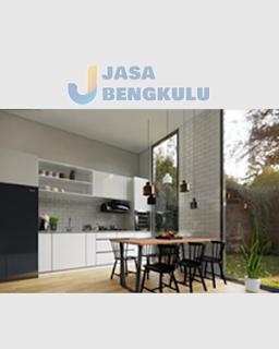 gambar interior dapur minimalis