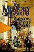 Memory of Earth - Orson Scott Card