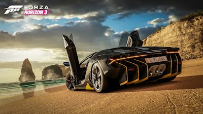 حمل الان اقوى و اروع لعبة  سيارات للكمبيوتر بروابط مباشرة Forza Horizon 3
