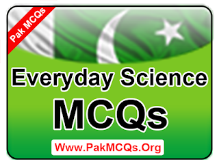everyday science mcqs previous paper mcqs