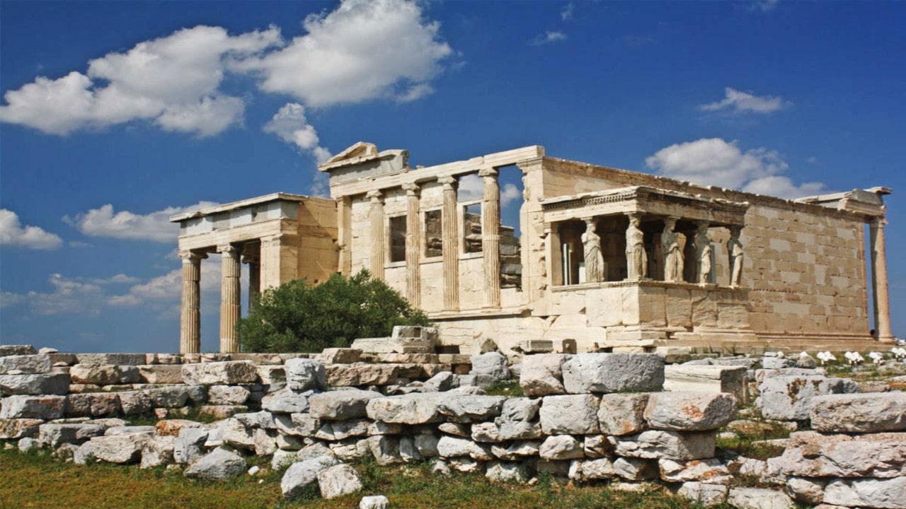 tímpano arquitectura griega