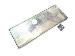 Baterai iPhone 5S New Original 100% 1560mAh Battery