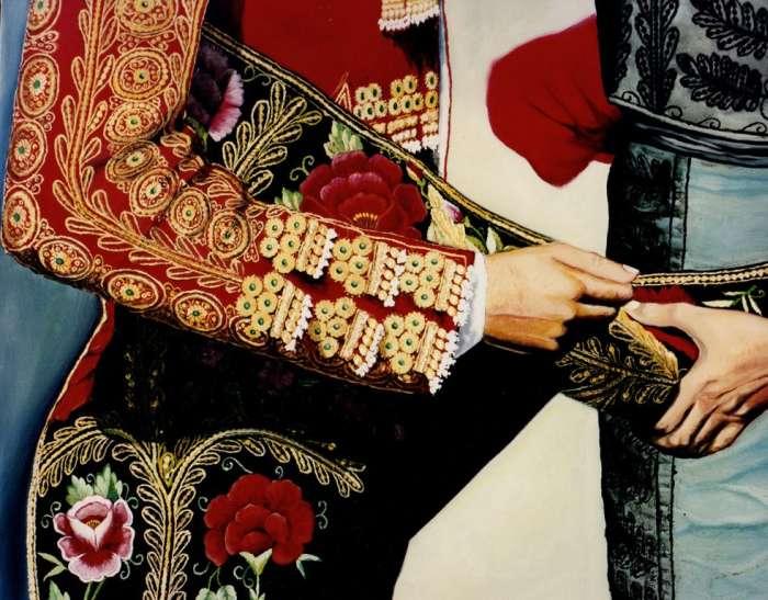 Испанский художник. Carmen Zaragoza Teruel