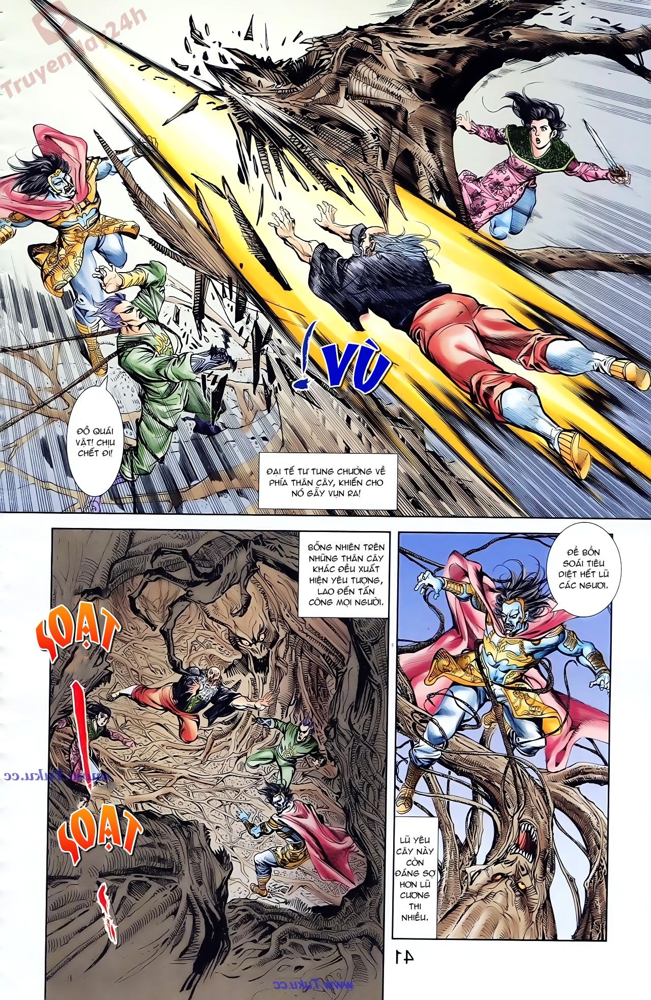 Cơ Phát Khai Chu Bản chapter 76 trang 26