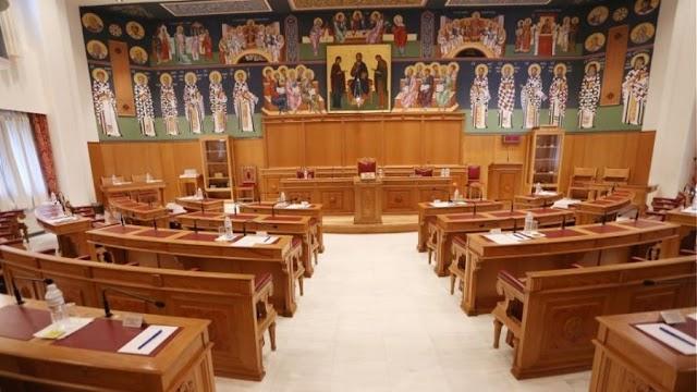 Ιερά Σύνοδος: Θα γίνουν λιτανείες τον Δεκαπενταύγουστο παρά την απαγόρευση