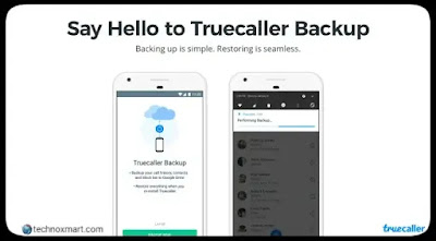 truecaller smart sms feature screenshots Truecaller