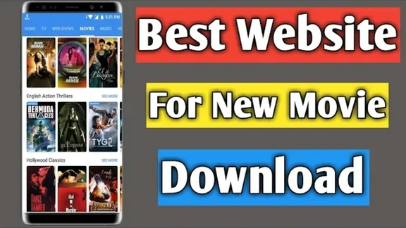 Top 10 Free Movie Download Sites for Mobile, Hindi Movies, Hollywood Dubbed Movies