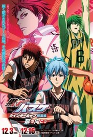 Watch Kuroko no Basket Movie 3: Winter Cup Online Free 2016 Putlocker
