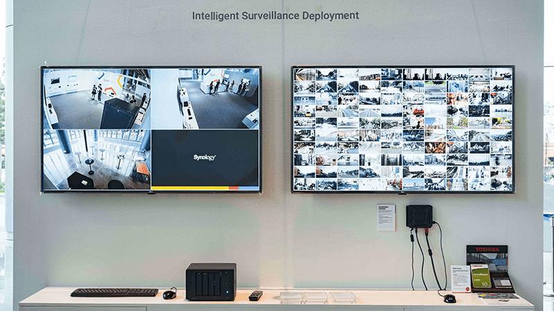 Synology Intelligent Surveillance Deployment
