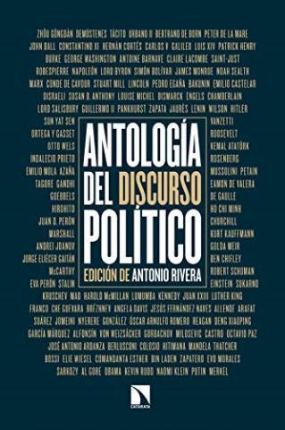 Antología del discurso politico