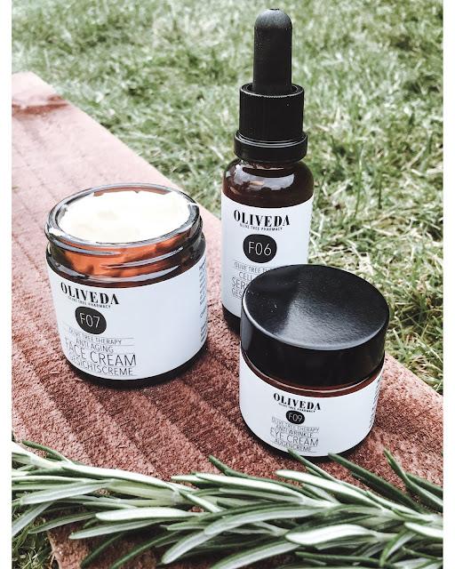 Oliveda skin care