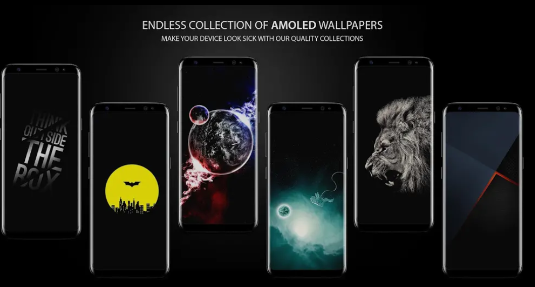 Best Amoled Wallpapers Apps For Samsung Galaxy Note 9 On The Google