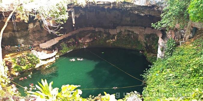10 cenotes mexicanos