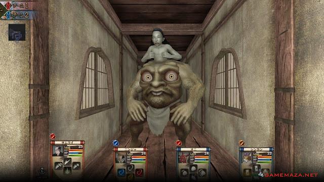 Haunted Dungeons Hyakki Castle v2.0.0 Gameplay Screenhot 3