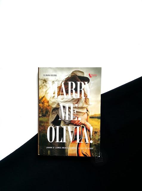 Marry Me Olivia