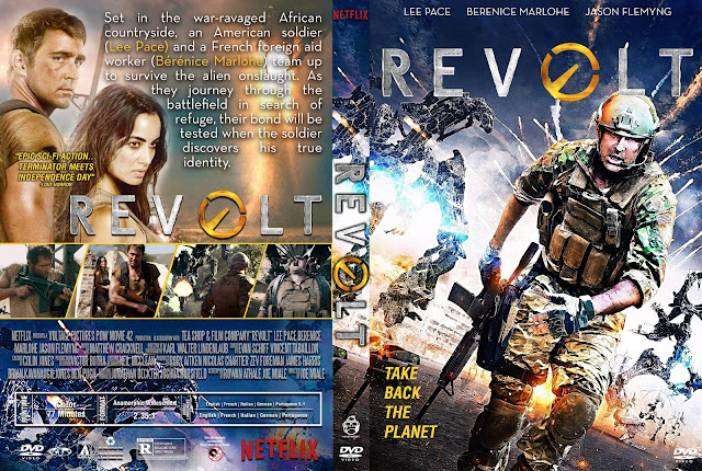 Revolt DVD Cover