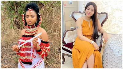 I Don't Like Hanging Out With My Age Mates - Regina Daniels