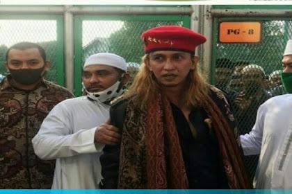 Baru 3 Hari Bebas, Habib Bahar Masuk Penjara Lagi