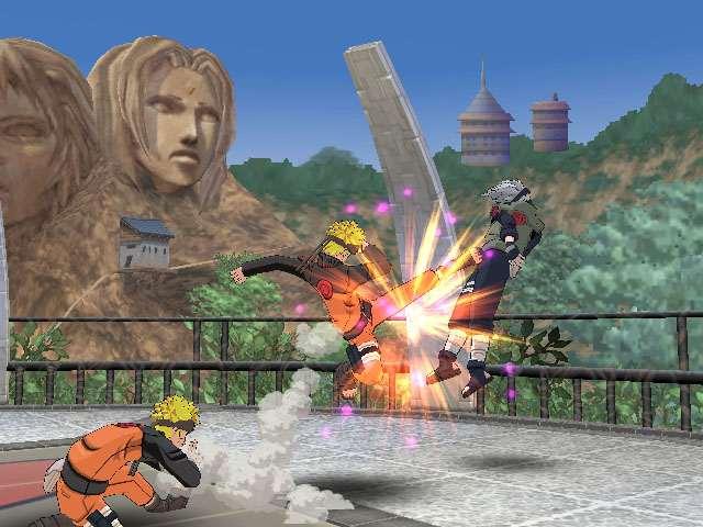 Naruto Shippuden Clash of Ninja Revolution 3 2011 PC Full Español ISO DVD5 Descargar