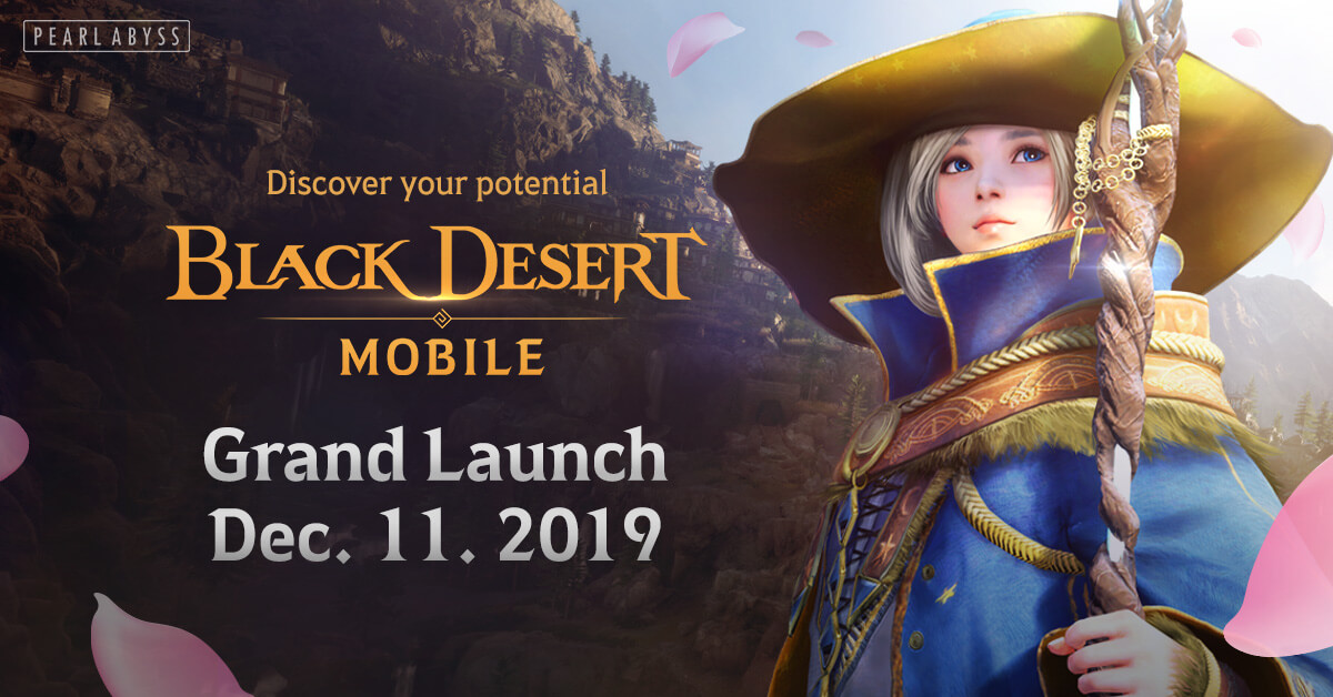 Black Desert Mobile Global Release Date