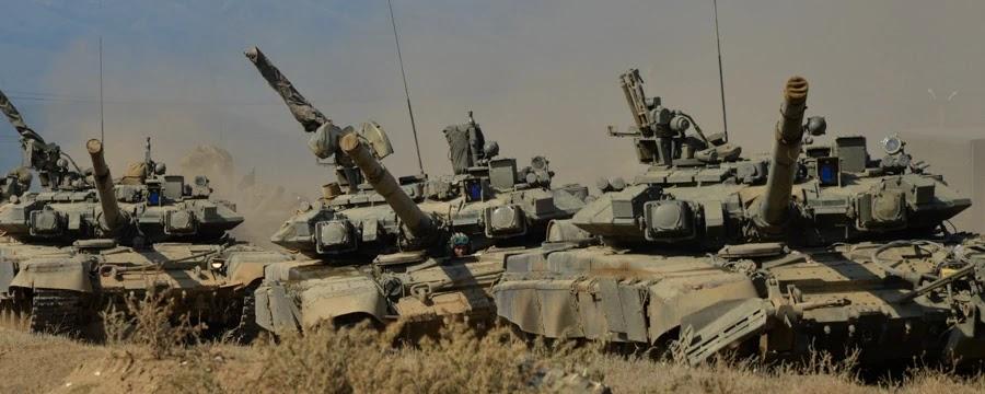 Росія у квітні проведе 4048 різних військових навчань