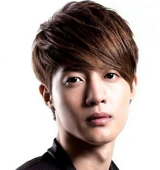 style rambut pendek pria Korea