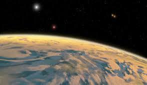 Amadores descobrem 1º planeta em sistema com 4 estrelas