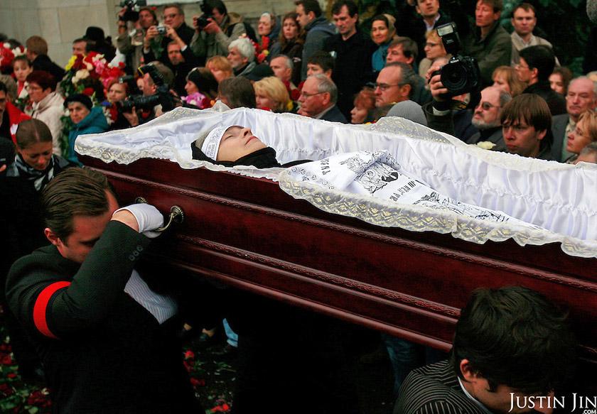 Похорон Анни Політковської