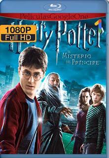 Harry Potter y El Misterio del Principe[2009] [1080p BRrip] [Latino- Ingles] [GoogleDrive] LaChapelHD