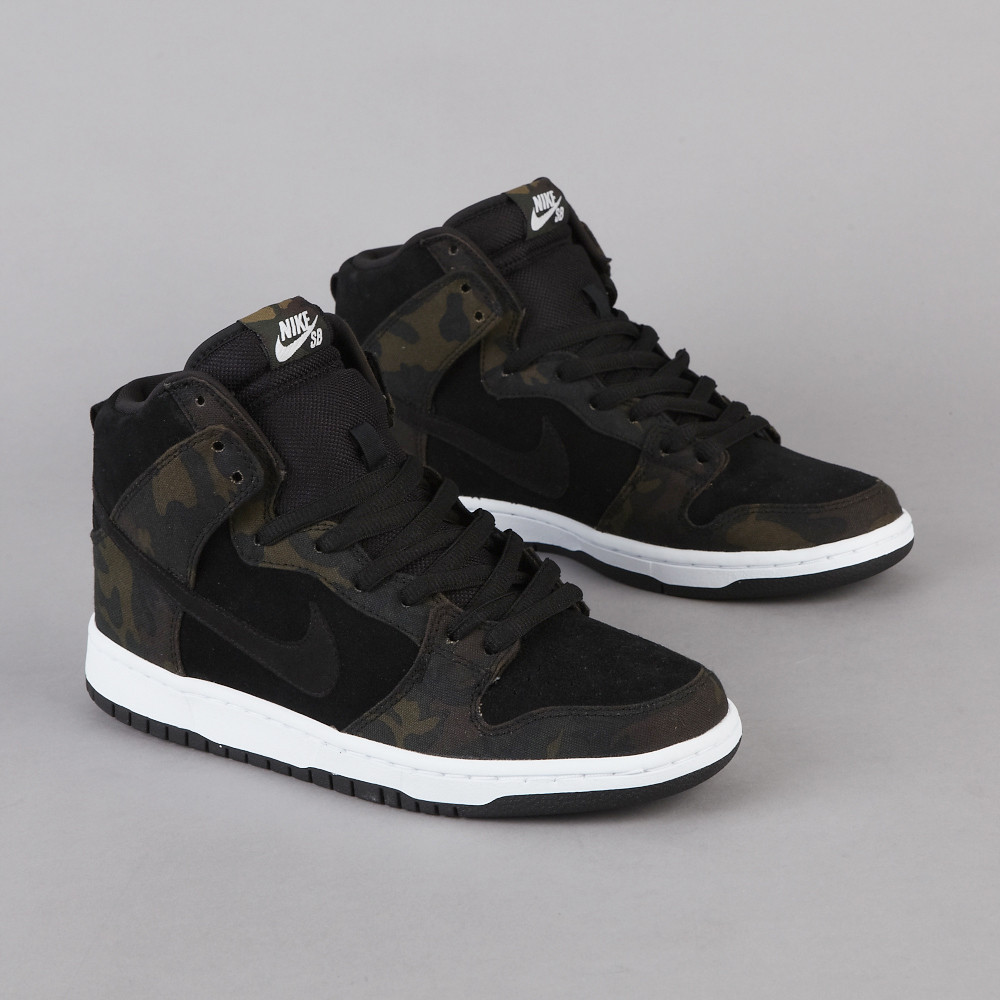kixionary world nike sb dunk high pro iguana black. Black Bedroom Furniture Sets. Home Design Ideas