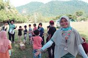Husnul Amalia Soleha, Mahasiswi UIN Ar-Raniry Menjadi Delegasi Volunteer Yayasan Indonesian Youth Action Dengan Beberapa Volunteer  Se-Indonesia