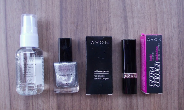 beautiful bloggers meetup goodie bag avon