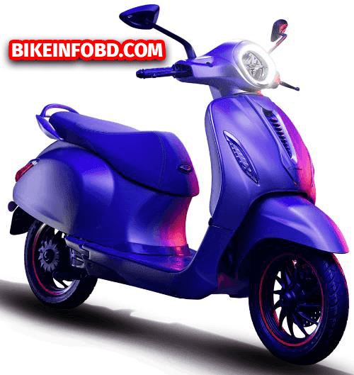 Bajaj Chetak Electric Scooter Price in BD, Specifications, Photos, Mileage, Top Speed & More