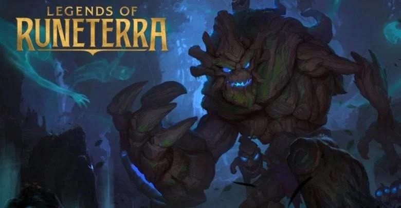 Get experience in Legends of Runeterra