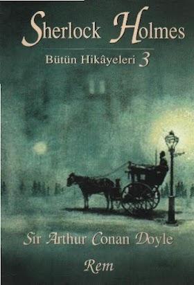 Arthur Conan Doyle - Sherlock Holmes Bütün Hikayeleri 3 PDF İndir