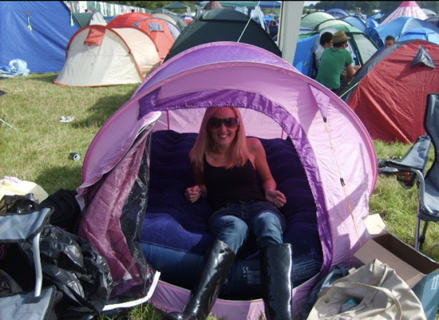 A guide to surviving your first festival