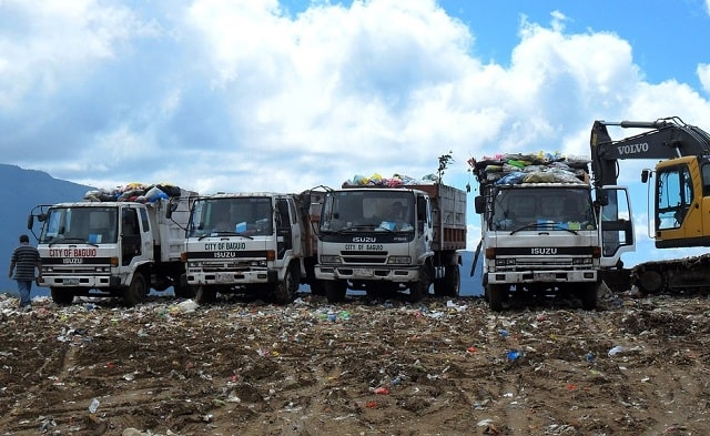 business zero waste to landfill target