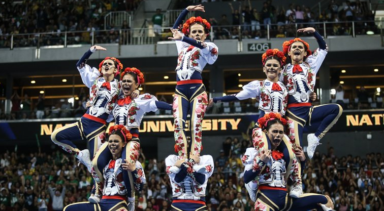 LIVE RESULTS: CDC 2019 UAAP Cheerdance Competition