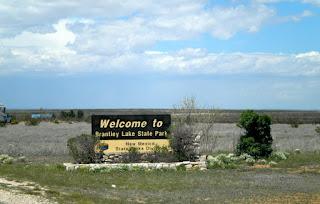Brantley Lake State Park in Carlsbad, NM