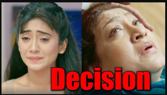 Big Twist : Naira's decision post Dadi's heart attack in Yeh Rishta Kya Kehlata Hai