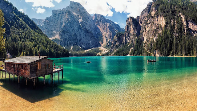 Lago di Braies Bolzano - Viaggynfo travel blog
