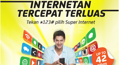 Cara Daftar Paket Internet IM3 Indosat Ooredoo