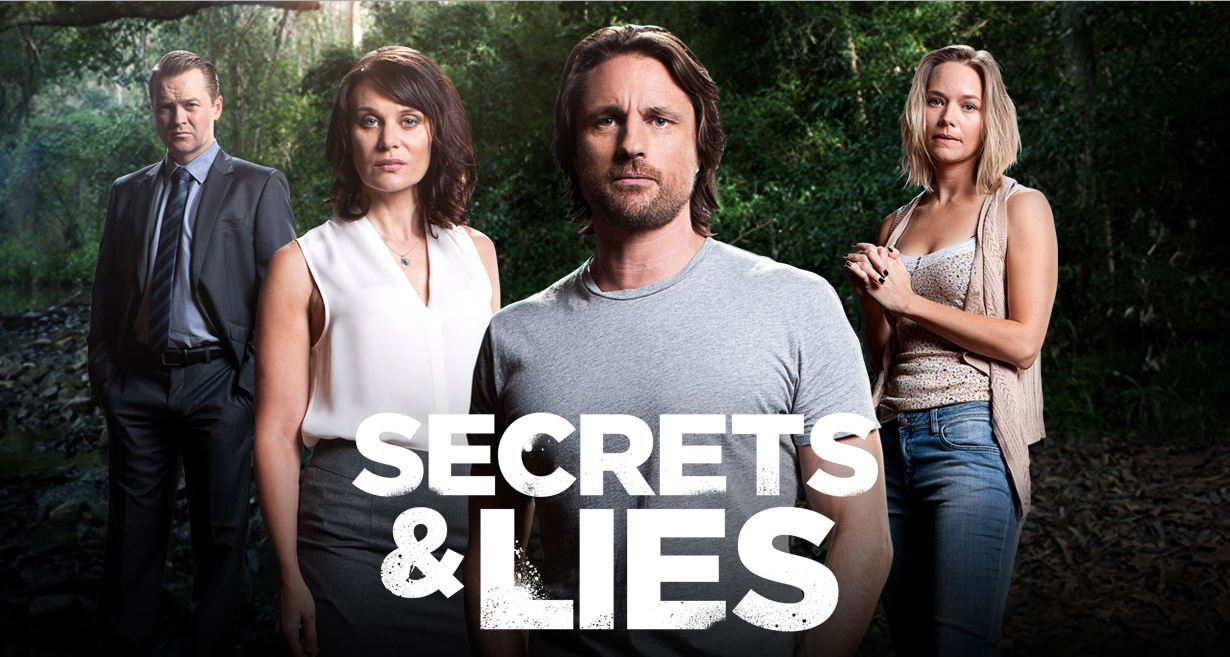 secrets and lies australie