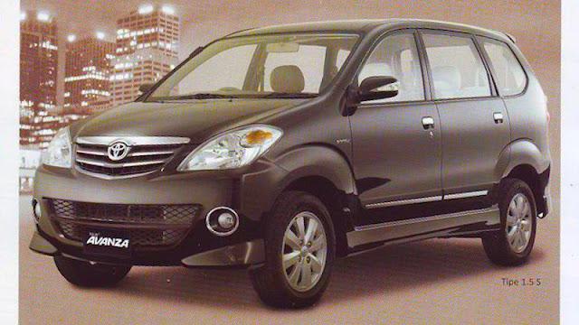 Toyota Avanza 1.5 S 2008