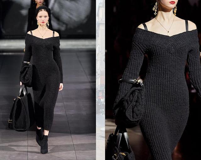 Dolce & Gabbana осень-зима 2020-2021 3