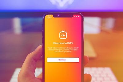 Cara Membagikan Video IGTV ke Instagram Story