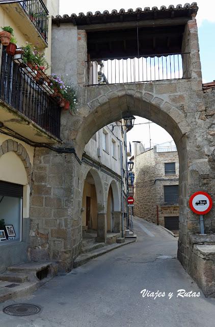 Arco de la Calle Requejo de Fermoselle